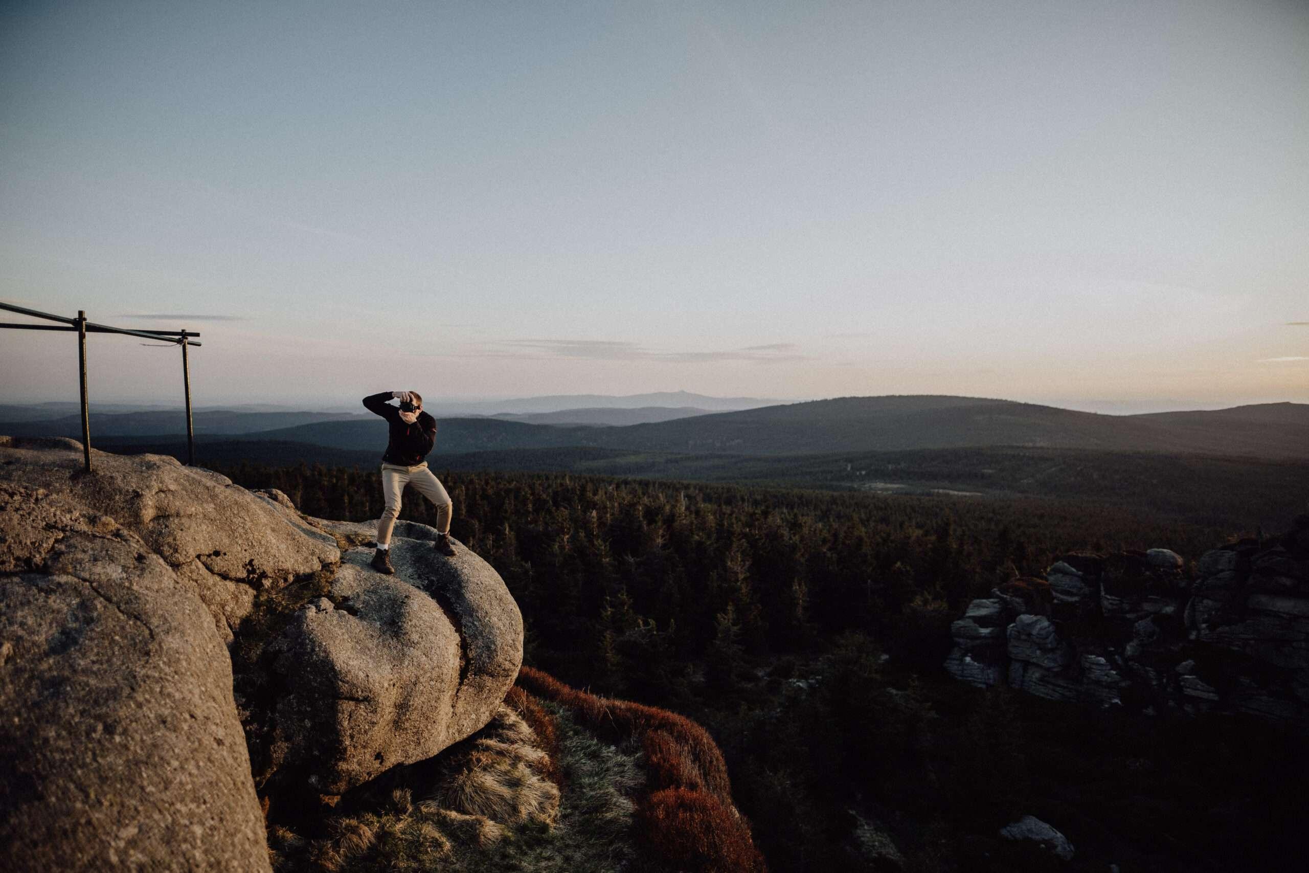 Svatební fotograf předsvatební focení Jizerské hory